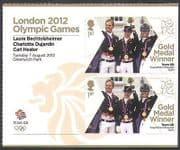 GB 2012 Olympics  /  Sports  /  Gold Medal Winners  /  Team GB  /  Dressage 2v + lbl s  /  a n35657a