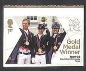 GB 2012 Olympics  /  Sports  /  Gold Medal Winners  /  Team GB  /  Equestrian  /  Dressage 1v n35657