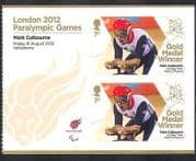 GB 2012 Paralympics  /  Olympics  /  Sports  /  Gold Medal Winners  /  Mark Colbourne 2v n36312