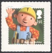 GB 2014 Bob the Builder  /  Workers  /  Children's TV  /  Television  /  Puppets 1v s  /  a (b7387k)