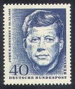 Germany 1964 President John F Kennedy  /  JFK  /  Politics  /  Politicians  /  People 1v n40865