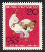 Germany 1964 Sports  /  Judo  /  Martial Art  /  Olympics  /  Olympic Games 1v (n27906)