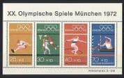 Germany 1972 Olympics  /  Sports  /  Basketball 4v m  /  s (n27857)