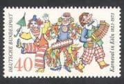 Germany 1973 Cologne Carnival  /  Clowns  /  Music  /  Holiday  /  Animation 1v (n30795)