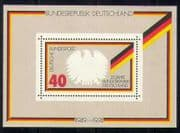 Germany 1974 Eagle  /  Bird  /  Government  /  Politics m  /  s n27075