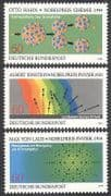 Germany 1979 Science  /  Nobel Prize  /  Einstein  /  Spectrum  /  Physics  /  People 3v set n27525