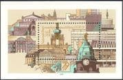 Germany 1979 Stamp Exhibition/ StampEx/ Buildings/ Architecture/ Clock Tower 1v m/s (n44459)