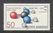 Germany 1982 Science  /  Health  /  Chemistry  /  Wohler 1v n23584