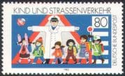 Germany 1983 Road Safety Campaign/ Children/ Art/ Animation 1v (n23578)