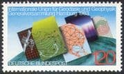 Germany 1983 Science/ Maps/ Geophysics/ Geodesy/ Satellite/ Geography/ Surveying 1v (n23576)