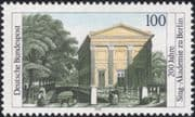 Germany 1991 Choral Academy 200th Anniversary/ Choirs/ Song/ Music/ Buildings/ Architecture/ Heritage 1v (n44982)