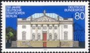 Germany 1992 Opera House/ Buildings/ Architecture/ Music/ Theatre/ Heritage 1v (n44988)