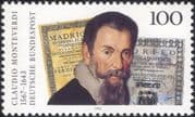 Germany 1993 Claudio Monteverdi/ Music/ Composer/ Musicians/ People/ Musical Score/ Opera 1v (n44994)