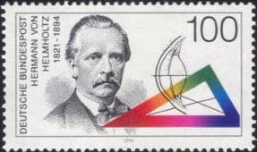 Germany 1994 Helmholtz/ Science/ Vision/ Eyes/ Colour/ Energy/ People/ Scientists 1v (n44996)