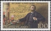 Germany 1995 Alfred Nobel/ Prize Fund/ Science/ Physics/ Peace/ People 1v (n45419)