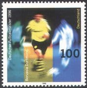 Germany 1996 Bundesliga Champions/ Borussia Dortmund/ Football/ Sports/ Games/ Soccer 1v (n42771)