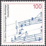Germany 1996 John Cage/ Donaueschingen Music Festival/ Composers/ People 1v n31853