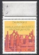 Germany 1996 UNESCO  /  Heritage  /  Steel  /  Iron  /  Industry  /  Furnace  /  Architecture 1v n34220