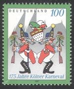 Germany 1997 Cologne/ Carnivals/ Festivals/ Fair/ Soldiers/ Animation 1v (n31858)