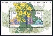 Germany 1997 Nature  /  Forest  /  Trees  /  Animals 2v m  /  s n29514