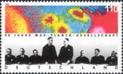 Germany 1998 Max Planck Society/ Science/ Scientists/ X-Ray/ People 1v (n45922)