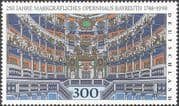 Germany 1998 Opera House/ Music/ Theatre/ Buildings/ Architecture/ Arts 1v (n31286)