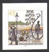 Germany 2003 Munich  /  German Cities  /  Market  /  Flowers  /  Commerce 1v s  /  a (n37062)
