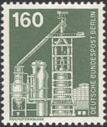 Germany (B) 1975 Industry/ Technology/ Blast Furnace/ Steel Works/ Iron Foundry 1v (n25430n)