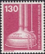 Germany (B) 1975 Industry/ Technology/ Brewing/ Brewery/ Beer/ Alcohol/ Drink 1v (n25430j)