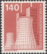 Germany (B) 1975 Industry/ Technology/ Power Station/ Heating Plant/ Energy/ Electricity 1v  n25430k