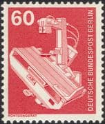 Germany (B) 1975 Industry/ Technology/ X-Ray Photography  Machine/ Medical/ Health 1v (n25430c)