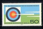 Germany (B) 1979 Sports  /  Archery Championship 1v n27524