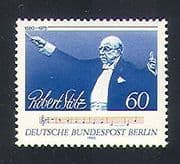 Germany (B) 1980 Robert Stolz  /  Music  /  Composer  /  Arts  /  Conductor 1v (n33403)