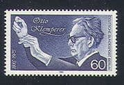 Germany (B) 1985 Otto Klemperer  /  Music  /  Conductor  /  Orchestra  /  People 1v (n33402)