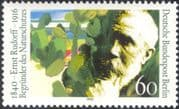 Germany (B) 1990 Ernst Rudorff/ Conservation/ Environment/ People 1v (n44483)