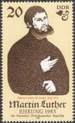 Germany (DDR) 1982 Martin Luther/ Religion/ Protestant Reformation/ People 1v (n45307s)