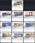 Greece 2006 Tourism/ Buildings/ History/ Heritage/ Dolphin/ Holidays 10v set (n44135)