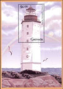 Grenada 2001  Lighthouses/ Maritime/ Safety/ Buildings/ Architecture  1v m/s  (n41510h)