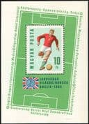 Hungary 1966 Football World Cup Championships, England/ WC/ Sports/ Games/ Soccer 1v m/s (s1635)