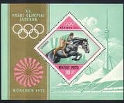 Hungary 1972 Horses  /  Show Jumping  /  Olympics  /  Sports  /  Olympic Games 1v m  /  s (n34463)