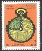 Hungary 1980 Environment  /  Conservation  /  Time  /  Plants  /  Buildings 1v (n34864)