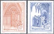 Hungary 1996  Pannonhalma Monastery 1000th/ Architecture/ Buildings/ Religion   2v set (hx1104)