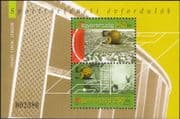 Hungary 2003 Football/ Stadium/ Sports/ Games/ Soccer/ Buildings/ Architecture 2v m/s (s5012)