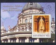 Hungary 2005 Basilica  /  Church  /  Religion  /  Buildings  /  Architecture  /  Art 1v m  /  s (n33770)