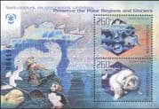 Hungary 2009 Bear/ Fox/ Polar/ Glacier/ Arctic/ Nature/ Conservation/ Environment/ Animals 2v m/s (n45248)