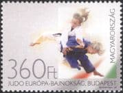 Hungary 2013 Judo/ Sports/ Martial Arts/ European Championships 1v (n45117)
