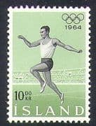 Iceland 1964 Olympics  /  Sports  /  Olympic Games  /  Athlete  /  Athletics 1v (n38171)