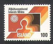 Iceland 1976 People  /  Unions  /  Workers  /  Labour Federation  /  Animation 1v (n36279)