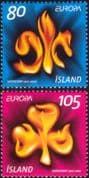 Iceland 2007 Europa/ Scouts/ Scouting 100th Anniversary/ Guides/ Youth/ Leisure 2v set (n36037)