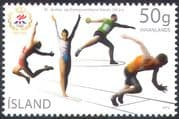 Iceland 2012 Olympics/ Sports/ Games/ Athletics/ Gymnastics 1v (n42403)